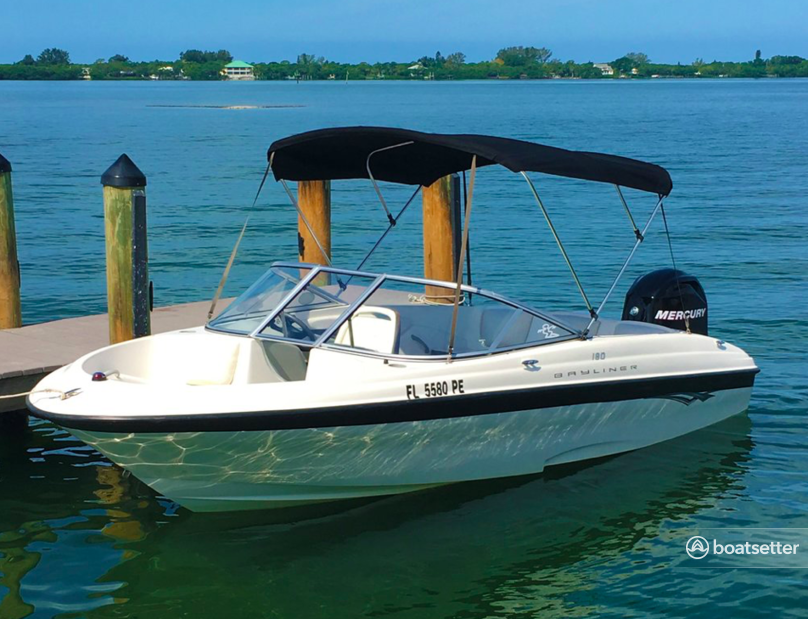 Rent a Bayliner runabout in Placida, FL near me