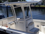 24 ft. Robalo 240 CC W/2-F150XA Center Console Boat Rental West Palm Beach  Image 15