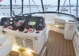 51 ft. Sea Ray Boats 47 Sedan Bridge Cruiser Boat Rental Miami Image 9