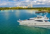 73 ft. Ferretti 730 Motor Yacht Boat Rental New York Image 1