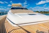 73 ft. Ferretti 730 Motor Yacht Boat Rental New York Image 3