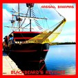140 ft. Other pirate Commercial Boat Rental Nassau Image 1
