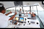 52 ft. Sea Ray Boats 52 Sedan Bridge Flybridge Boat Rental Miami Image 1