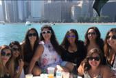 30 ft. Other pontoon Pontoon Boat Rental Chicago Image 8
