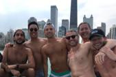 30 ft. Other pontoon Pontoon Boat Rental Chicago Image 5