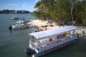 34 ft. Other pontoon Pontoon Boat Rental Miami Image 3