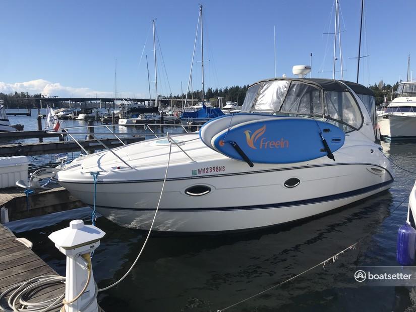 Rent a Maxum cruiser in Bellevue, WA near me