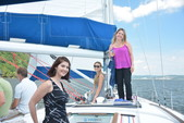 54 ft. Beneteau USA Oceanis 50 Sloop Boat Rental New York Image 6
