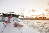 45 ft. Sea Ray Boats 400 Sundancer Cruiser Boat Rental Miami Image 7