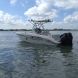 26 ft. Baja Boats 26 Outlaw Center Console Boat Rental Miami Image 1