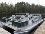 25 ft. TMC Pontoons 2500FS Pontoon Boat Rental Rest of Northeast Image 1
