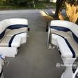 20 ft. SunCatcher/G3 Boats PB20 Cruise w/70TLR Pontoon Boat Rental Rest of Northeast Image 2