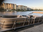24 ft. Bentley Pontoon 240 Cruise  Pontoon Boat Rental Jacksonville Image 1