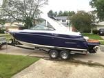 27 ft. Monterey Boats 264FS Bow Rider Boat Rental Detroit Image 1