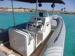 33 ft. Sacs S-33 X-File Boat Rental Eivissa Image 1