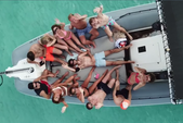 33 ft. Sacs S-33 X-File Boat Rental Eivissa Image 7