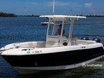 24 ft. Robalo 240 CC W/2-F150XA Center Console Boat Rental Palm Bay Image 1