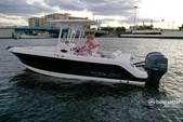 24 ft. Robalo 240 CC W/2-F150XA Center Console Boat Rental Palm Bay Image 7