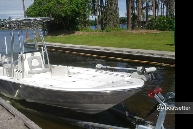 Rent a Sea Born Boats center console in Windermere, FL near me