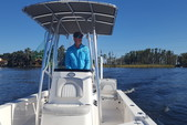 24 ft. Sea Born Boats FX24 Pre-rig Center Console Boat Rental Orlando-Lakeland Image 3