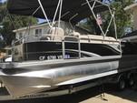 22 ft. Qwest Pontoons angler quest 822 Pontoon Boat Rental Sacramento Image 8