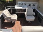 22 ft. Qwest Pontoons angler quest 822 Pontoon Boat Rental Sacramento Image 4