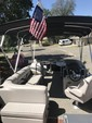 22 ft. Qwest Pontoons angler quest 822 Pontoon Boat Rental Sacramento Image 1
