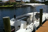 22 ft. Bayliner 2109 Rendezvous w/150 HP Deck Boat Boat Rental Fort Myers Image 2