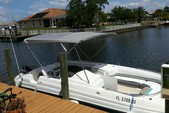 22 ft. Bayliner 2109 Rendezvous w/150 HP Deck Boat Boat Rental Fort Myers Image 3