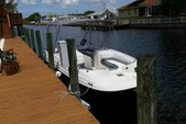22 ft. Bayliner 2109 Rendezvous w/150 HP Deck Boat Boat Rental Fort Myers Image 11