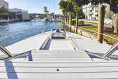 44 ft. Sea Ray Boats 440 Express Bridge Cruiser Boat Rental Miami Image 3