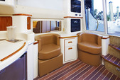 44 ft. Sea Ray Boats 440 Express Bridge Cruiser Boat Rental Miami Image 8