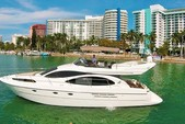 49 ft. Azimut Yachts 46 Motor Yacht Boat Rental Miami Image 9