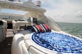58 ft. sunseeker 58' Predator Express Cruiser Boat Rental Fort Myers Image 2