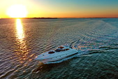 58 ft. sunseeker 58' Predator Express Cruiser Boat Rental Fort Myers Image 10