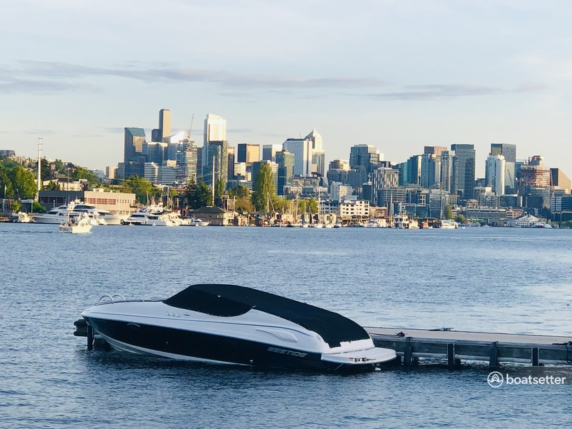 Rent a Ebbtide Boats bow rider in Seattle, WA near me