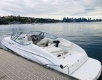 23 ft. Ebbtide Boats 2300 BRL Bow Rider Boat Rental Seattle-Puget Sound Image 2