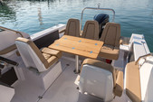 26 ft. axopar 24TTS Cruiser Boat Rental Miami Image 9