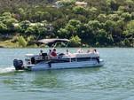 26 ft. Bennington Marine 2574GLi Pontoon Boat Rental Austin Image 7