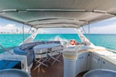 70 ft. Marquis Yachts 690 Motor Yacht Boat Rental Miami Image 5