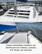 40 ft. Other leopard 40 cat Catamaran Boat Rental Rest of Southeast Image 8