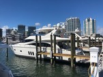 70 ft. Marquis Yachts 690 Motor Yacht Boat Rental Miami Image 3