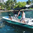 22 ft. Key Largo by Caravelle Bay Boat Cruiser Boat Rental Miami Image 15