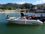 18 ft. Sea Ray Boats 175 Closed Bow  Bow Rider Boat Rental San Francisco Image 5
