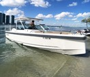 26 ft. axopar 24TTS Cruiser Boat Rental Miami Image 37