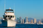 60 ft. Hatteras Yachts 60 Convertible Cruiser Boat Rental San Diego Image 1