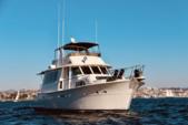 60 ft. Hatteras Yachts 60 Convertible Cruiser Boat Rental San Diego Image 2