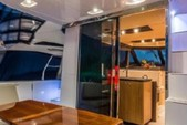 43 ft. Azimut Yachts 42 Flybridge Boat Rental Miami Image 2