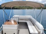 20 ft. SunChaser by Smoker Craft 820 Cruise Pontoon Boat Rental Rest of Southwest Image 4