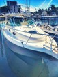 30 ft. Seaswirl Boats 2901 WA Striper w/2-225HP 4-S Walkaround Boat Rental Miami Image 3